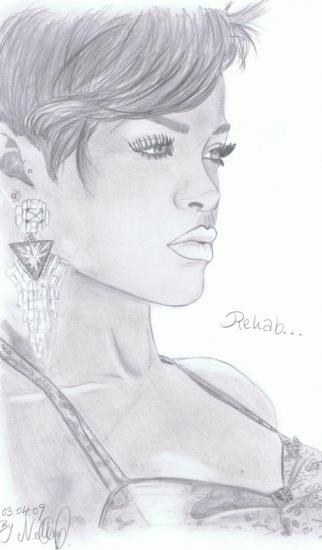 Rihanna par GiveAchill